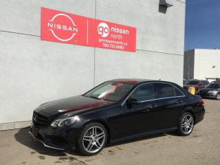 Used 2015 Mercedes-Benz E-Class E-250/BLUE TECH/AWD/370FT-LB TORQUE!/DRIVING ASSIST for sale in Edmonton, AB