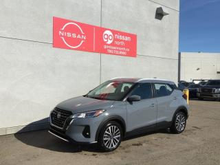 New 2021 Nissan Kicks BLIND SPOT/LANE WARNING/REAR TRAFFIC ALERT/PUSH START/REMOTE START for sale in Edmonton, AB
