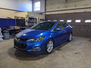 Used 2016 Chevrolet Cruze Premier for sale in North York, ON