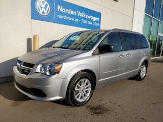 Used 2014 Dodge Grand Caravan SXT- ALLOYS / BACKUP CAM / BLUETOOTH for sale in Edmonton, AB