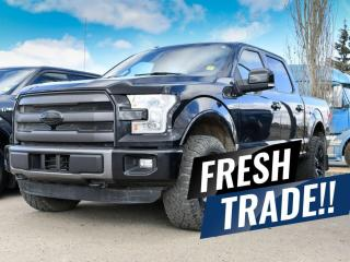 Used 2015 Ford F-150 Lariat for sale in Red Deer, AB