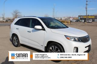 Used 2015 Kia Sorento SX LEATHER SUNROOF AWD for sale in Regina, SK