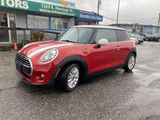 Used 2016 MINI Cooper 1.5 for sale in Vancouver, BC