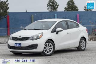 Used 2014 Kia Rio LX|Manual|Clean Carfax|No accidents| for sale in Bolton, ON