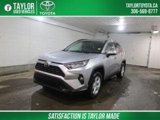 Used 2020 Toyota RAV4 XLE for sale in Regina, SK