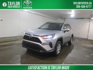 Used 2021 Toyota RAV4 LE for sale in Regina, SK