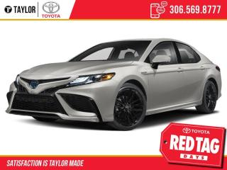 New 2021 Toyota Camry Hybrid XSE for sale in Regina, SK