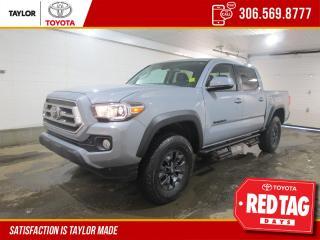 New 2021 Toyota Tacoma for sale in Regina, SK