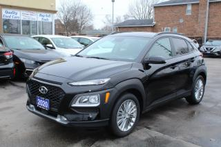 Used 2020 Hyundai KONA LUXURY for sale in Brampton, ON