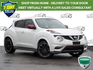 Used 2016 Nissan Juke Nismo Recent Arrival! Brand NEW Tires | Clean Car Fax for sale in St Catharines, ON