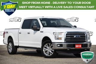 Used 2015 Ford F-150 XLT 301A | XTR | 5.0L V8 | LONG WHEELBASE for sale in Kitchener, ON