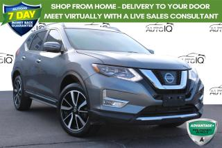 Used 2017 Nissan Rogue SV LEATHER AWD NAVIGATION SUNROOF for sale in Hamilton, ON