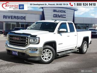 Used 2018 GMC Sierra 1500 SLE for sale in Prescott, ON