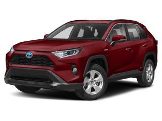 New 2021 Toyota RAV4 Hybrid XLE for sale in Sarnia, ON