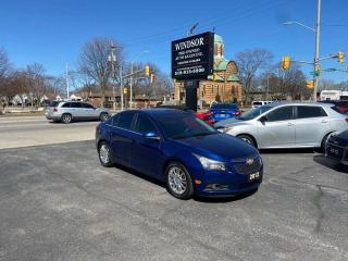 Used 2012 Chevrolet Cruze Eco w/1SA for sale in Windsor, ON