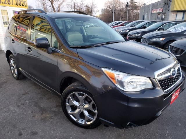 2015 Subaru Forester i Limited/NAVI/CAMERA/LEATHER/ROOF/LOADED/ALLOYS
