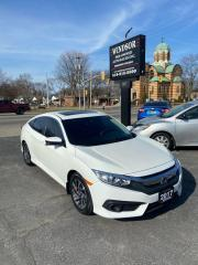 Used 2017 Honda Civic EX for sale in Windsor, ON