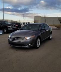 Used 2013 Ford Taurus SEL  |  AWD | Leather | Sunroof - $0 DOWN for sale in Calgary, AB