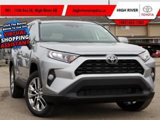 New 2021 Toyota RAV4 XLE Premium Package  - XLE Premium for sale in High River, AB