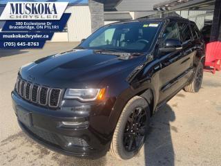 New 2021 Jeep Grand Cherokee Limited for sale in Bracebridge, ON