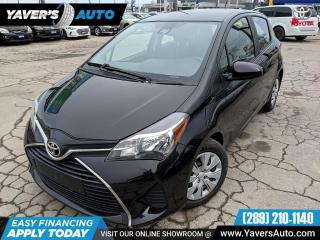Used 2017 Toyota Yaris LE for sale in Hamilton, ON