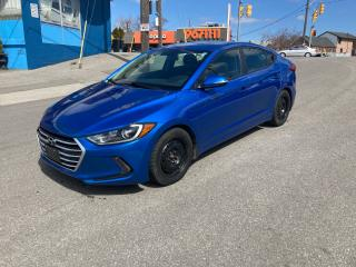 Used 2017 Hyundai Elantra GL/auto/cam/blindspot/appleplay/certified for sale in Toronto, ON