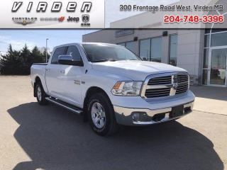 Used 2015 RAM 1500 Big Horn for sale in Virden, MB