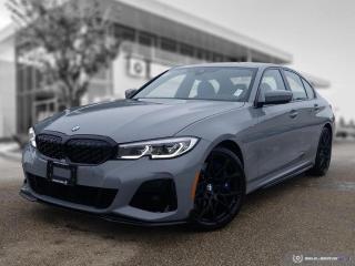 New 2021 BMW 3 Series M340i xDrive M PERFORMANCE for sale in Winnipeg, MB