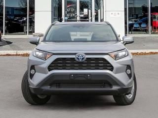 New 2021 Toyota RAV4 Hybrid XLE XSE for sale in Winnipeg, MB
