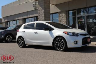 Used 2014 Kia Forte 1.6L SX HEATED SEATS | REVERSE CAMERA | BLUETOOTH for sale in Cobourg, ON