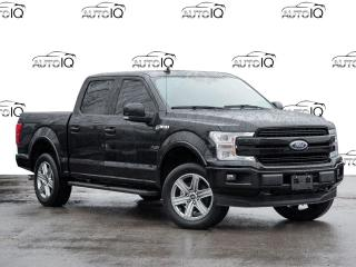 Used 2019 Ford F-150 Lariat Leather         Navigation          Twin Panel Moonroof for sale in St Catharines, ON
