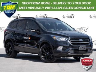 Used 2019 Ford Escape Titanium Sport Appearance Package    |    Panoramic Sunroof    |    Black Wheels for sale in St Catharines, ON