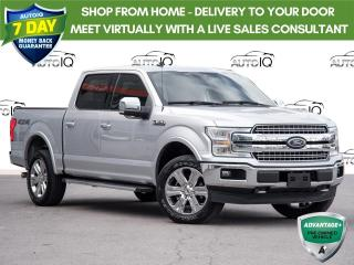 Used 2019 Ford F-150 Lariat Leather         Navigation         One Owner          Clean Car Fax Report! for sale in St Catharines, ON