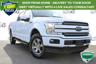 Used 2018 Ford F-150 Lariat One Owner, Panoramic Moonroof, Navigation, CERTIFIED for sale in Hamilton, ON