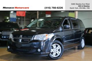 Used 2014 Dodge Grand Caravan CREW STOW'N'GO - BACKUP CAMERA|HEATED SEAT|ALLOYS for sale in North York, ON
