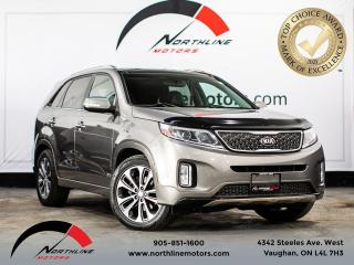 Used 2014 Kia Sorento SX V6 AWD/7 Passenger/Navigation/Camera/Blindspot for sale in Vaughan, ON