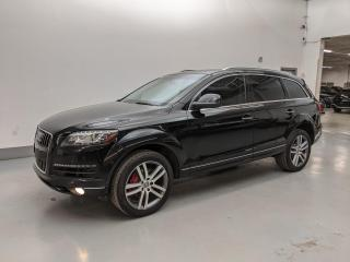 Used 2015 Audi Q7 TDI/PANO/7PASS/NAVI/BACK UP CAM! for sale in Toronto, ON