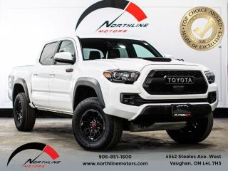 Used 2018 Toyota Tacoma TRD PRO 4X4/Double Cab/Navigation/Camera for sale in Vaughan, ON