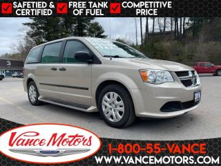 Used 2016 Dodge Grand Caravan CVP....LOW KM*REMOTE ENTRY*7 SEATS! for sale in Bancroft, ON