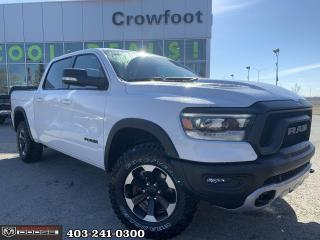 New 2021 RAM 1500 Rebel for sale in Calgary, AB