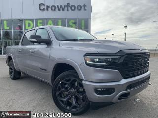 New 2021 RAM 1500 Limited for sale in Calgary, AB