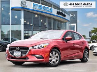 Used 2018 Mazda MAZDA3 Sport GX 1.99% FINANCE AVAIALBLE| REMOTE STARTER| BLUETO for sale in Mississauga, ON