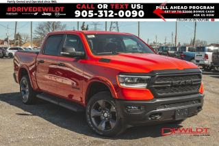 New 2021 RAM 1500 Built-to-Serve | Bed Utility Grp | Nav | for sale in Hamilton, ON