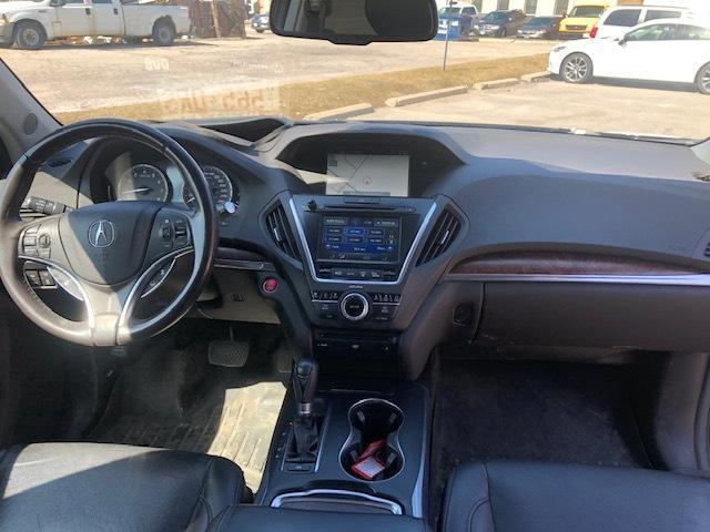 2014 Acura MDX Elite Pkg Navigation/DVD/Sunroof/Camera Photo10