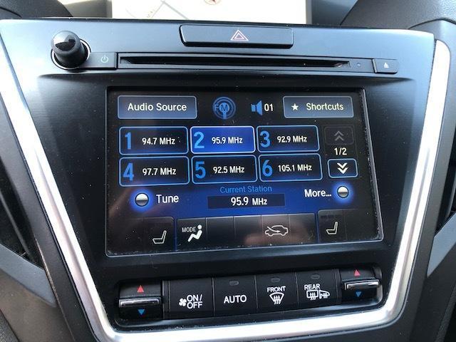 2014 Acura MDX Elite Pkg Navigation/DVD/Sunroof/Camera Photo12