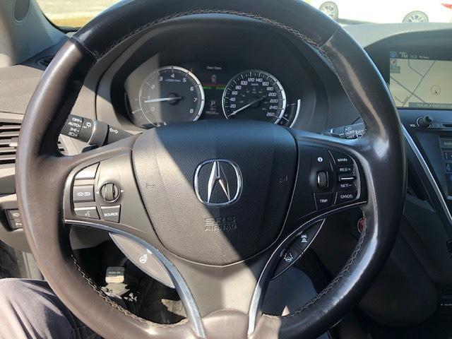 2014 Acura MDX Elite Pkg Navigation/DVD/Sunroof/Camera Photo13