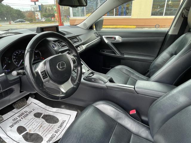 2011 Lexus CT 200h TECH PKG HYBRID NAVIGATION/REAR VIEW CAMERA Photo12