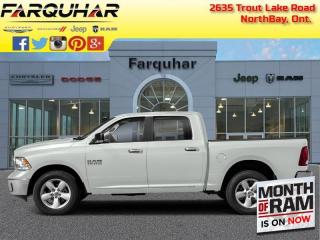 New 2021 RAM 1500 Classic Warlock for sale in North Bay, ON