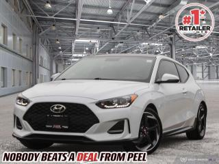 Used 2020 Hyundai Veloster Turbo w/Sandstorm Leather for sale in Mississauga, ON