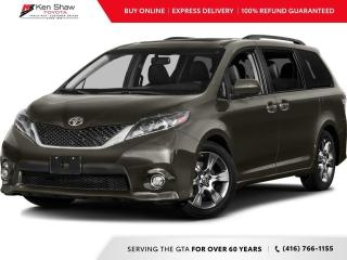 Used 2016 Toyota Sienna 8 PASSENGER for sale in Toronto, ON